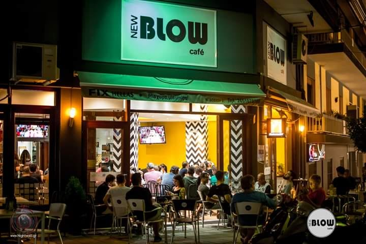 New Blow Cafe